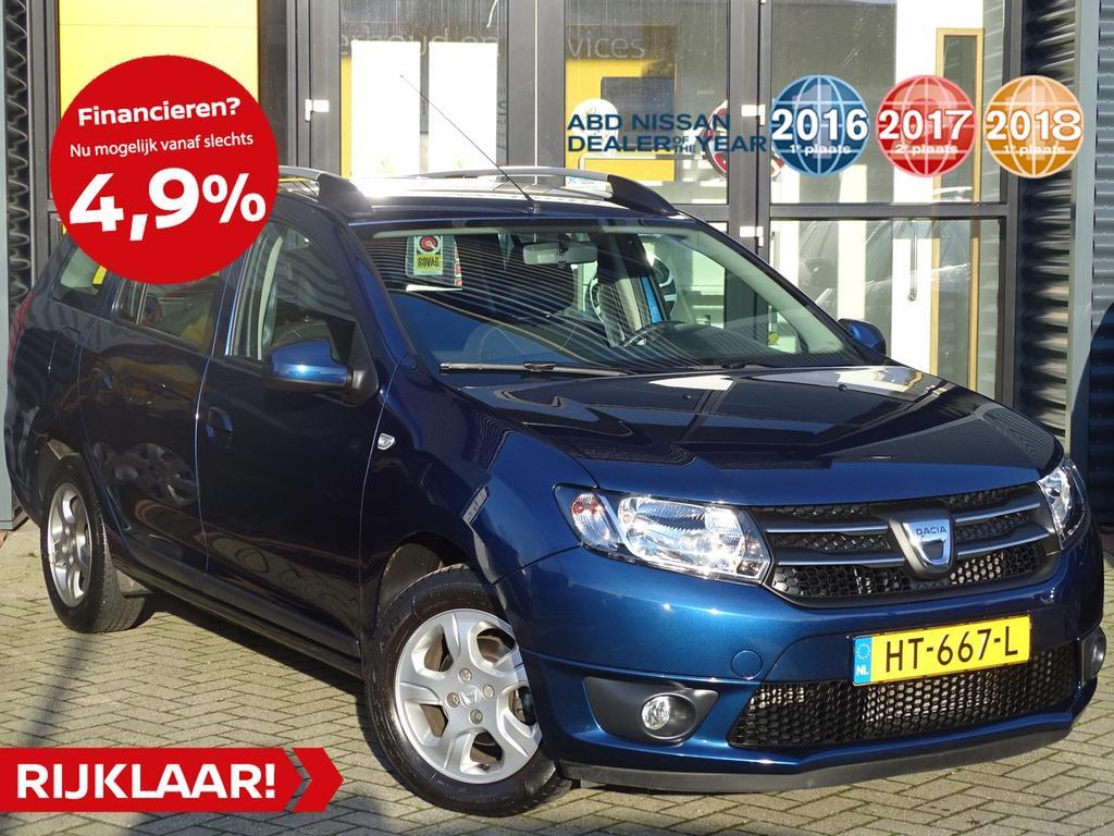 Dacia Logan Mcv tce 90pk lauréate