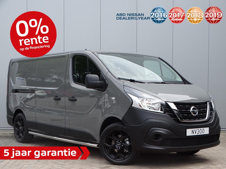 Nissan Nv300 Acenta n-guard s&s dci 125 l2h1 normaal rijklaar € 28.513,- nu rijklaar €23.500,-