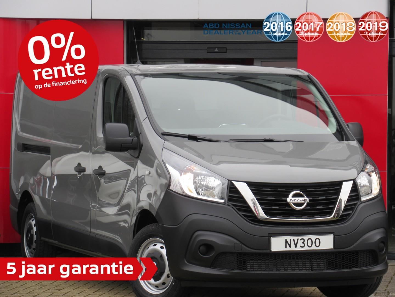 Nissan Nv300 Dci 125 l2h1 acenta s&s normaal rijklaar € 28.513,- nu rijklaar € 19.950,-