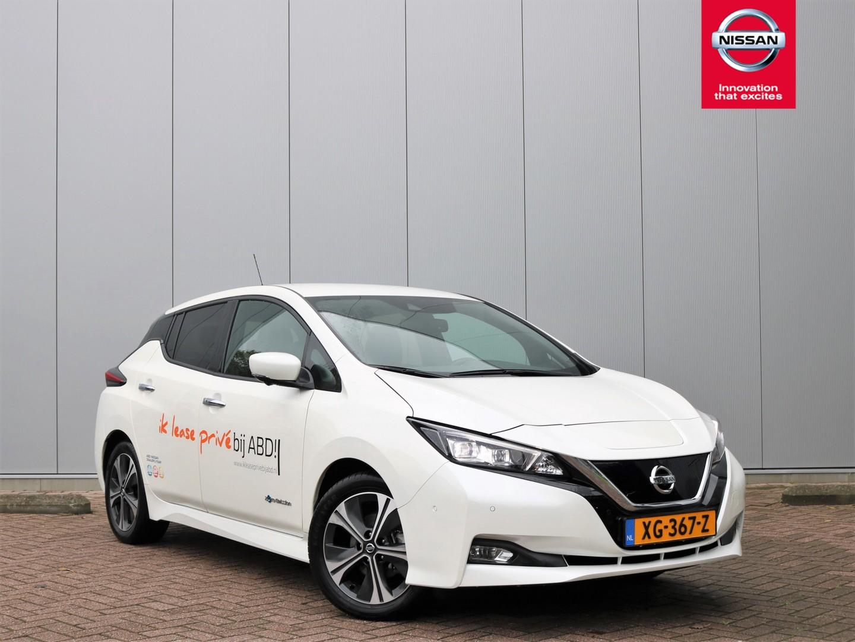 Nissan Leaf Tekna 40 kwh demo ex. btw