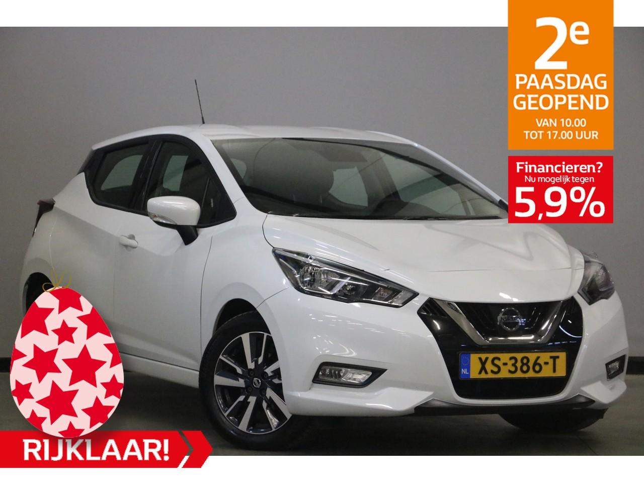 Nissan Micra 0.9 ig-t 90pk business edition