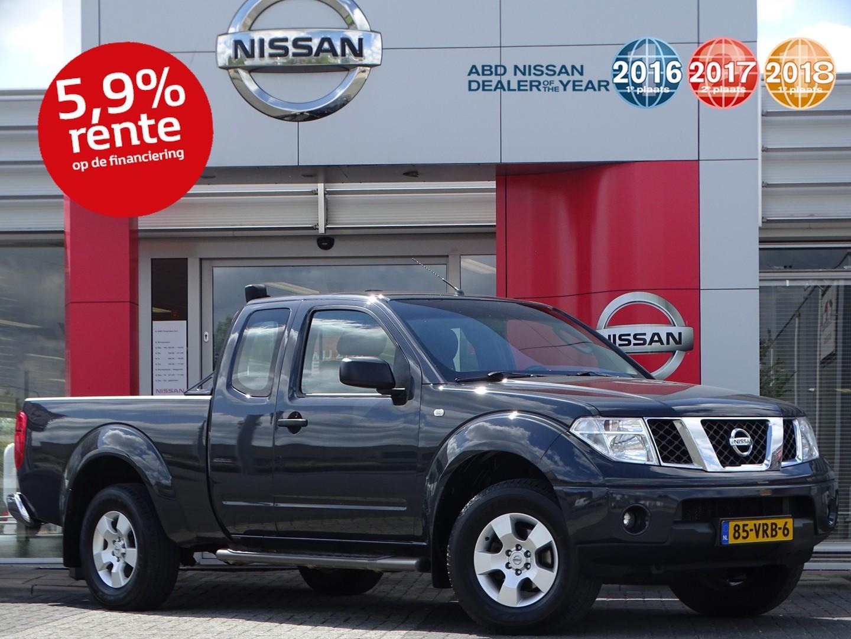 Nissan Navara 2.5 dci se king cab