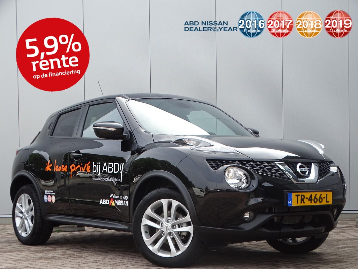 Nissan Juke Dig-t 115pk n-connecta demo