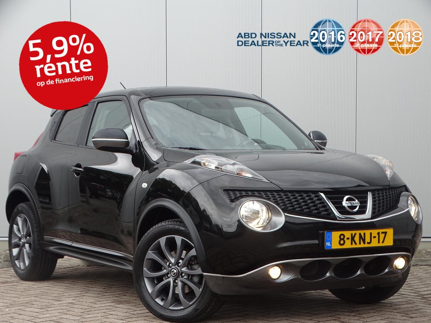 Nissan Juke 1.6 connect edition automaat