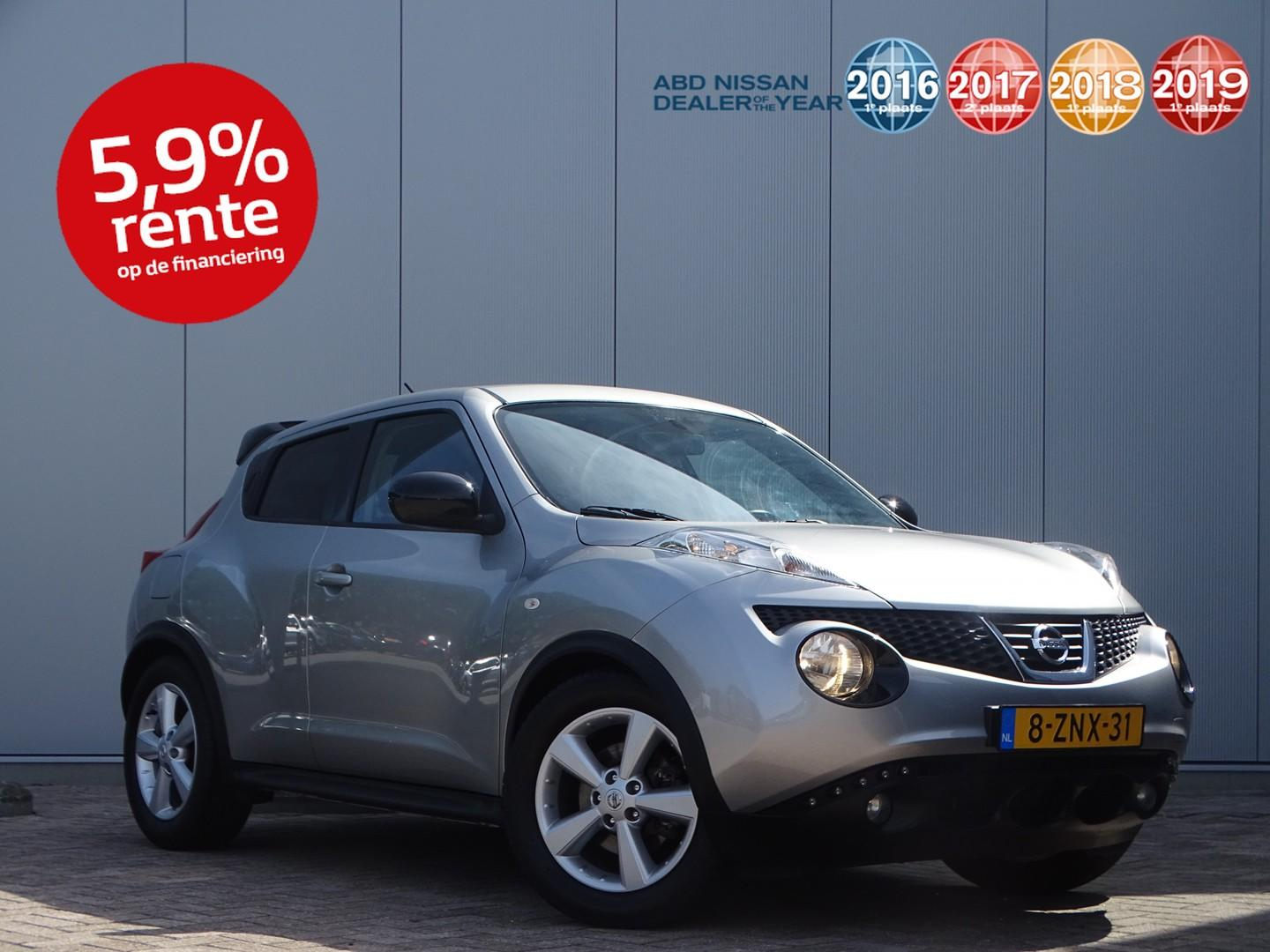 Nissan Juke 1.6 dig-t 190pk connect edition