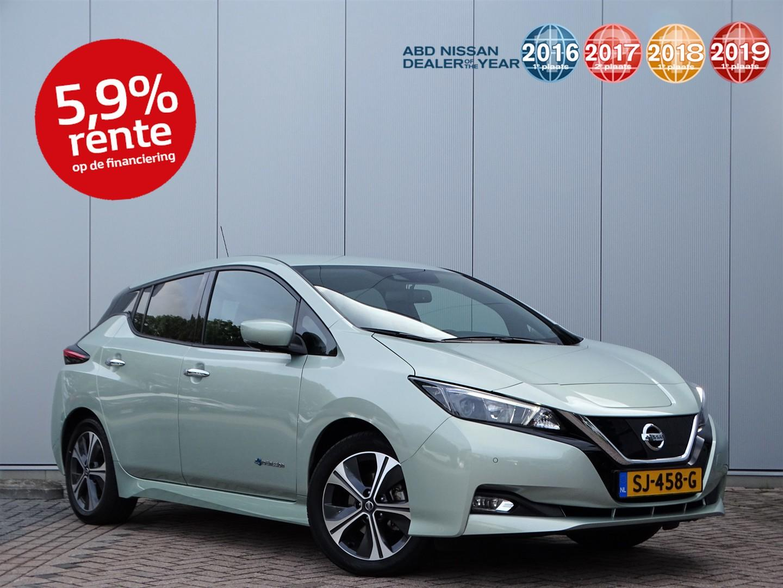 Nissan Leaf 2.zero edition 40 kwh ex. btw