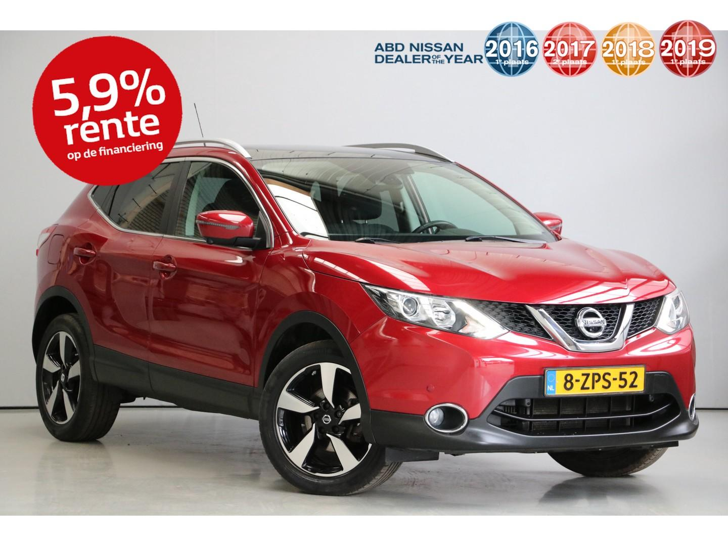 Nissan Qashqai 1.2 dig-t 115pk connect edition