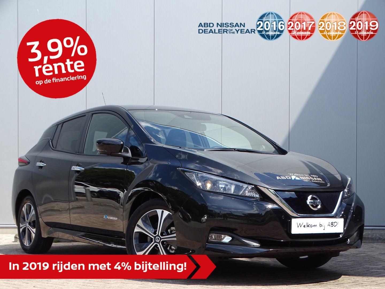 Nissan Leaf 3.zero limited edition 62 kwh ex. btw / levering 2019!!! 5 jaar garantie-actie!