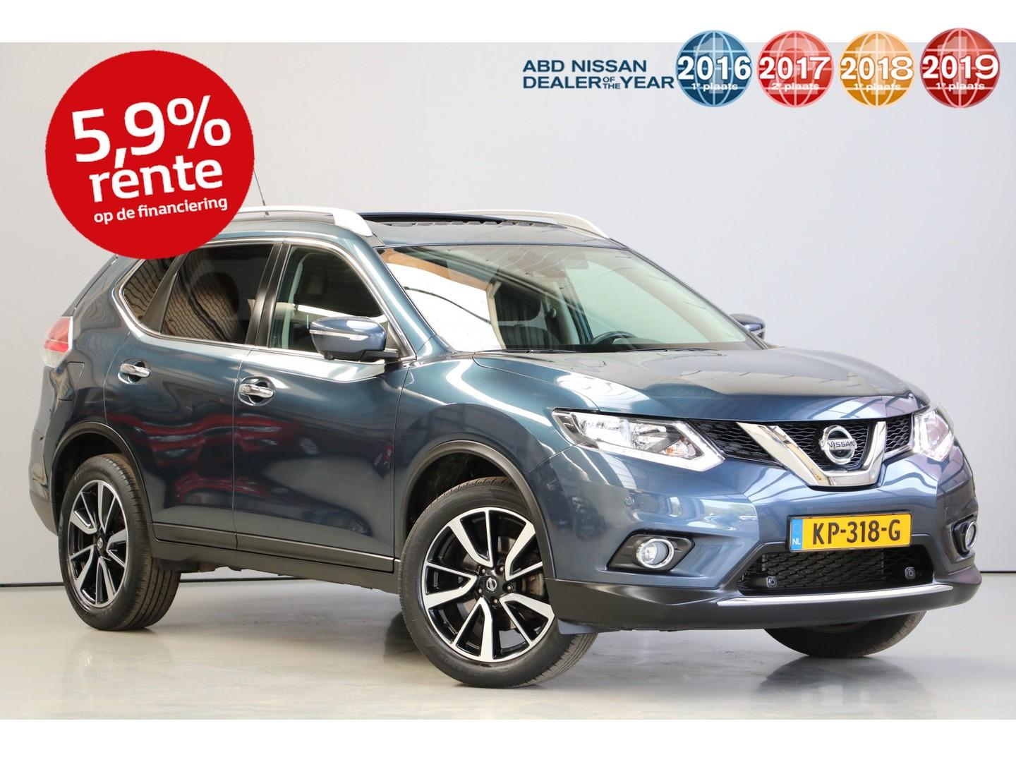 Nissan X-trail 1.6 dig-t 165pk n-connecta 7-persoons