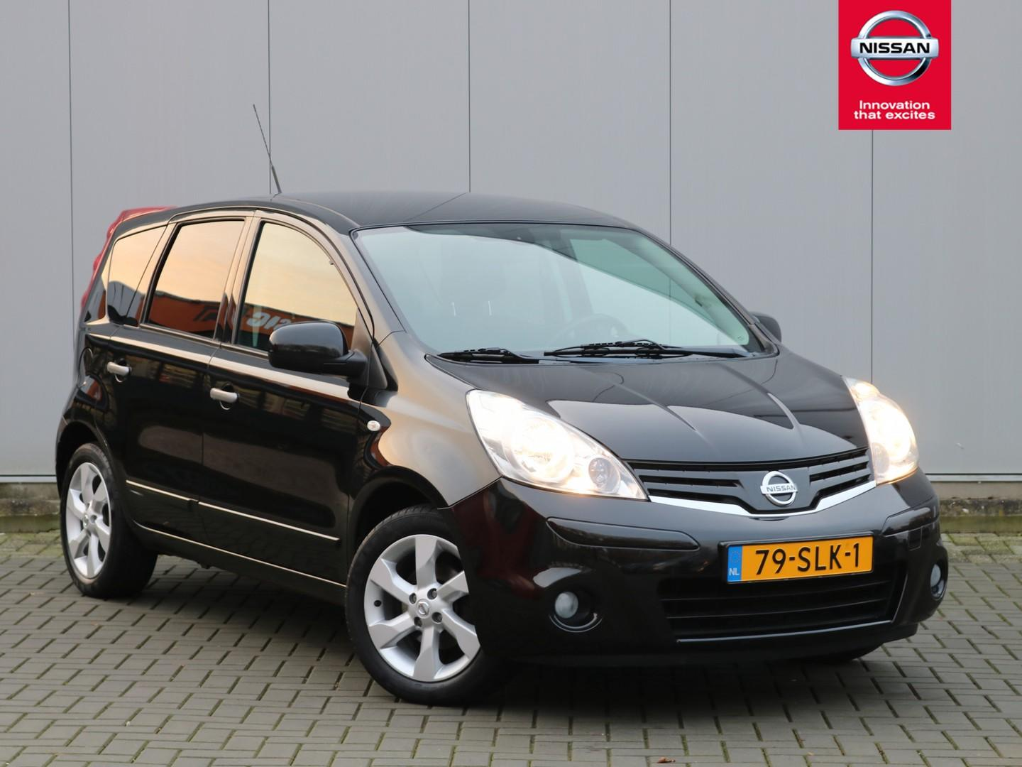 Nissan Note 1.4 life +