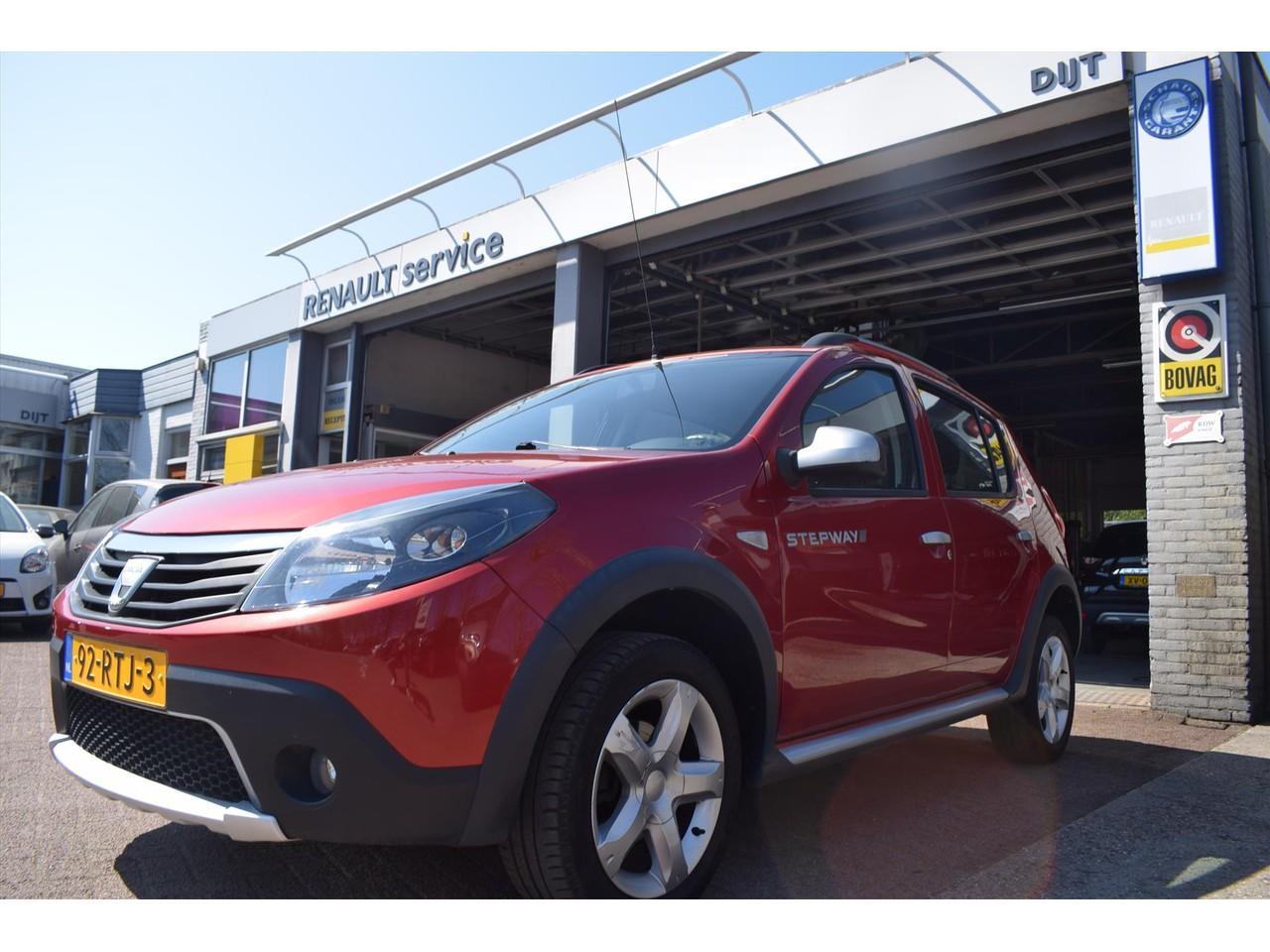 Dacia Sandero 1.6 mpi 85pk stepway