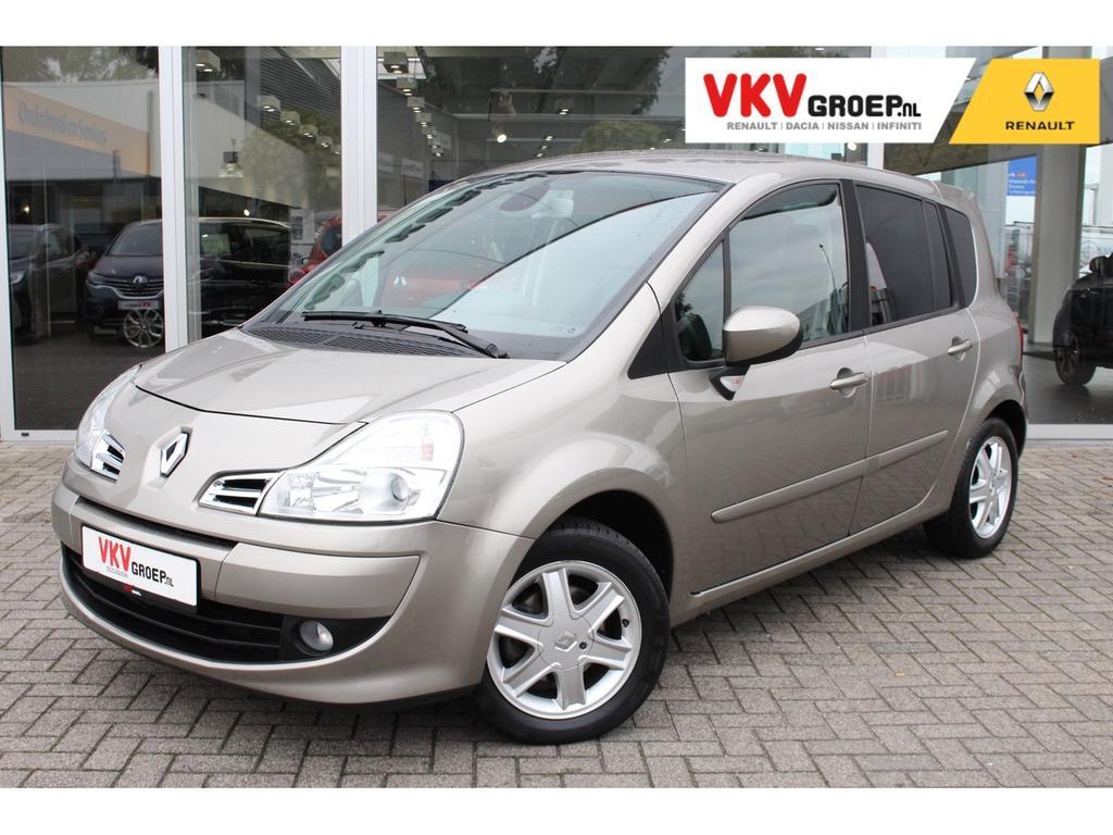 Renault Modus 1.2 tce 100pk dynamique climate / trekhaak / lmv