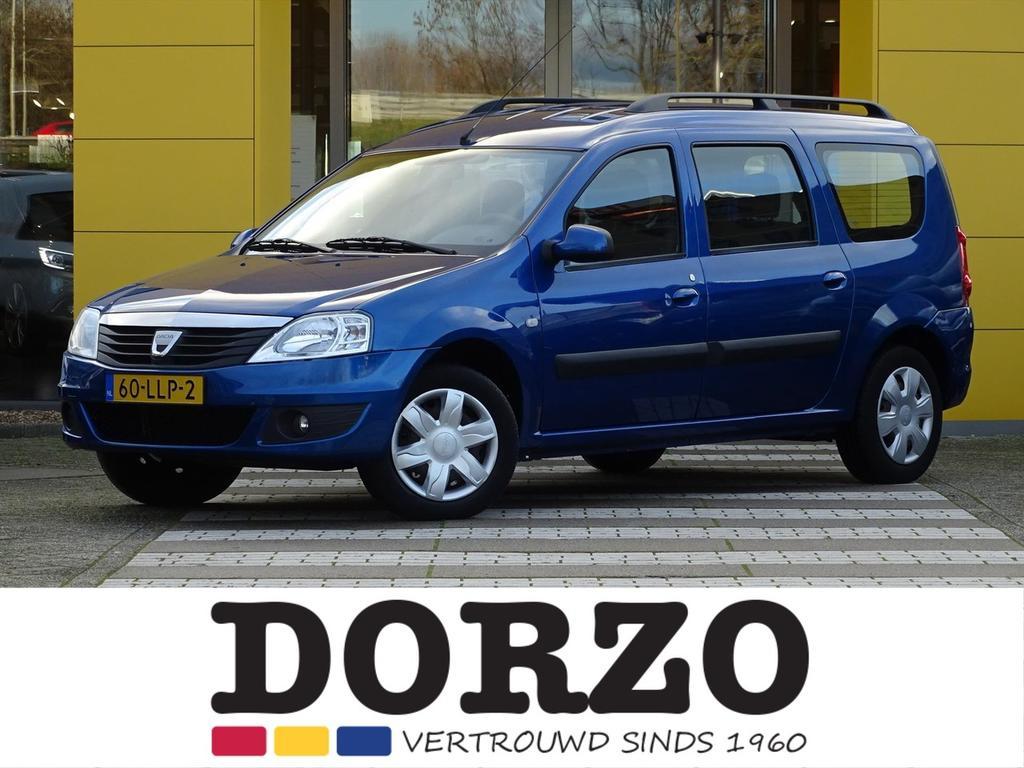 Dacia Logan Mcv 1.6 16v lpg laureate / trekhaak / airco