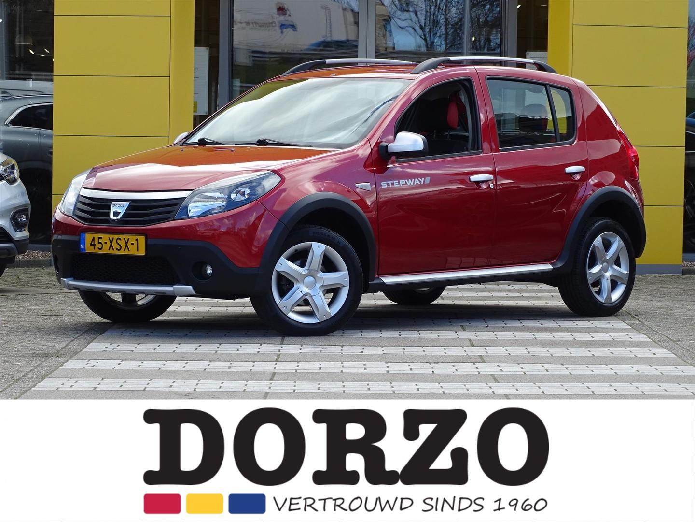Dacia Sandero 1.6 mpi 85pk lpg stepway / airco / trekhaak