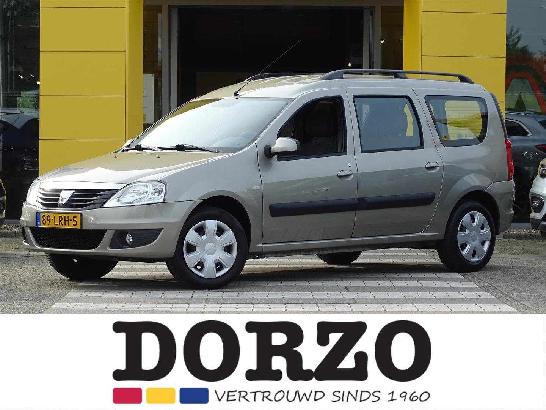 Dacia Logan Mcv 1.6 16v lpg lauréate 5-persoons / trekhaak