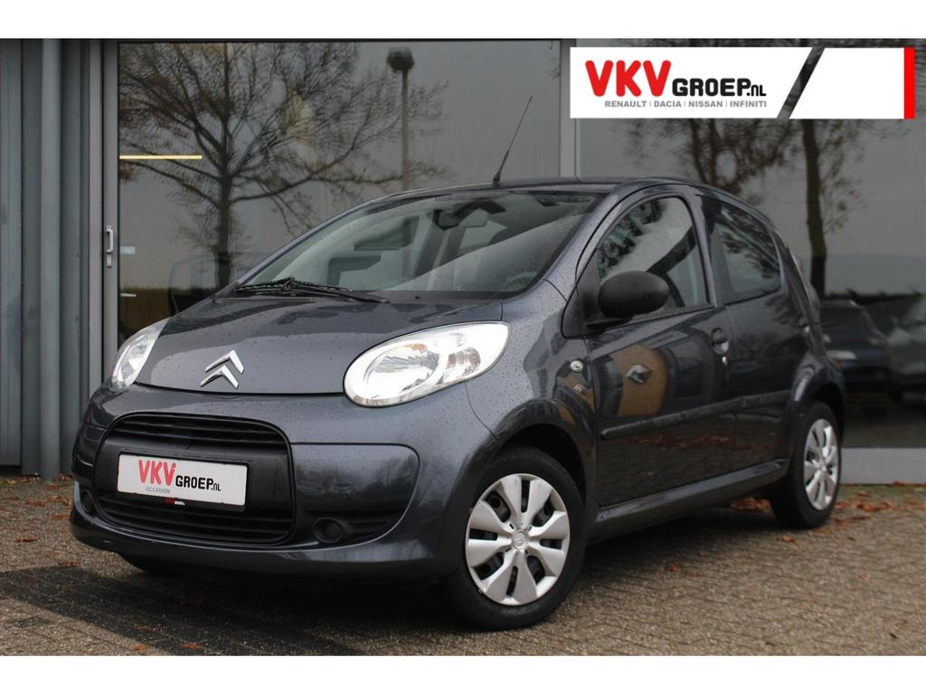 Citroën C1 1.0 5-drs seduction / radio