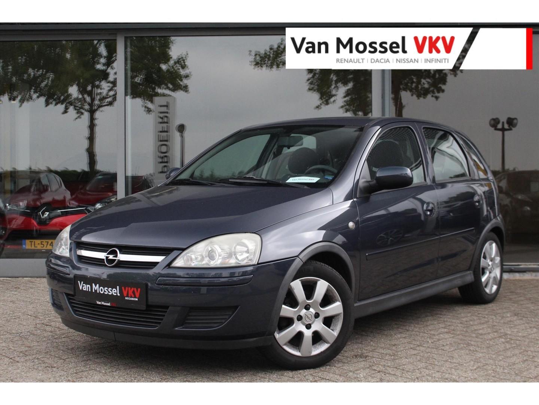 Opel Corsa 1.4 5d essentia airco/sportvelgen