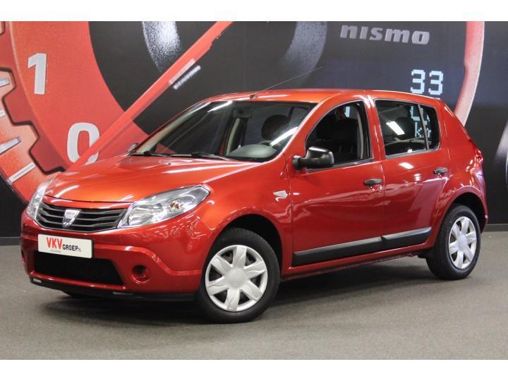Dacia Sandero 1.4 mpi 75 ambiance trekhaak/airco/radio