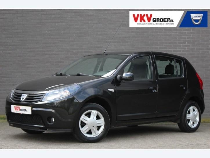 Dacia Sandero 1.2 16v 75pk blackline