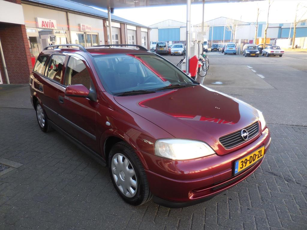 Opel Astra 1.6 i 16v st.wgn. s