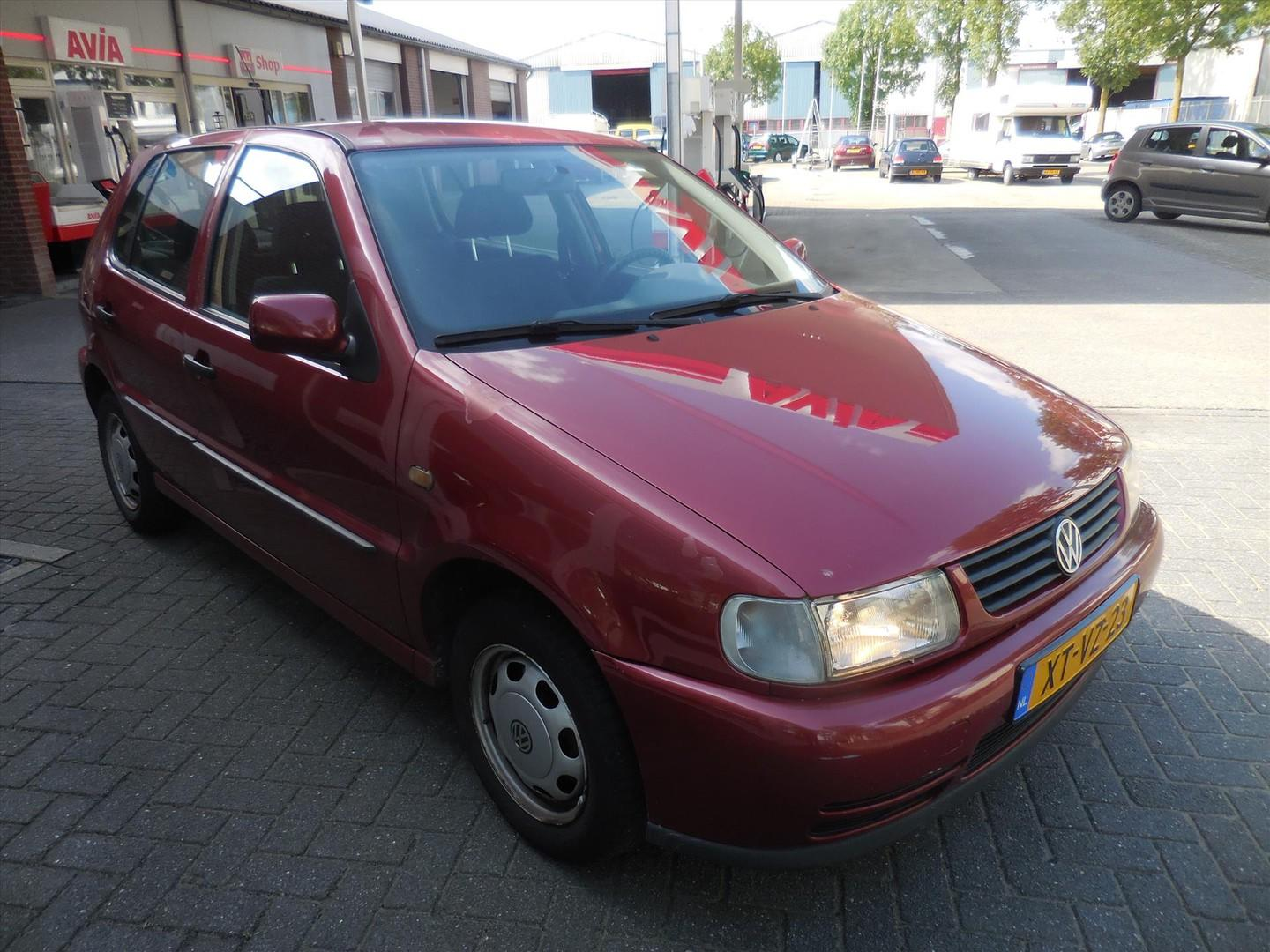 Volkswagen Polo 1.6 55 kw automaat airco
