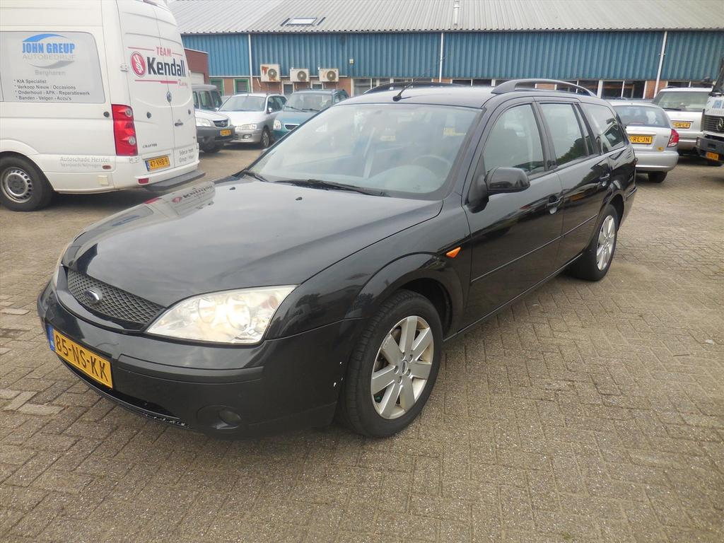 Ford Mondeo 2.0 tdci 85kw wagon first edition ambiente
