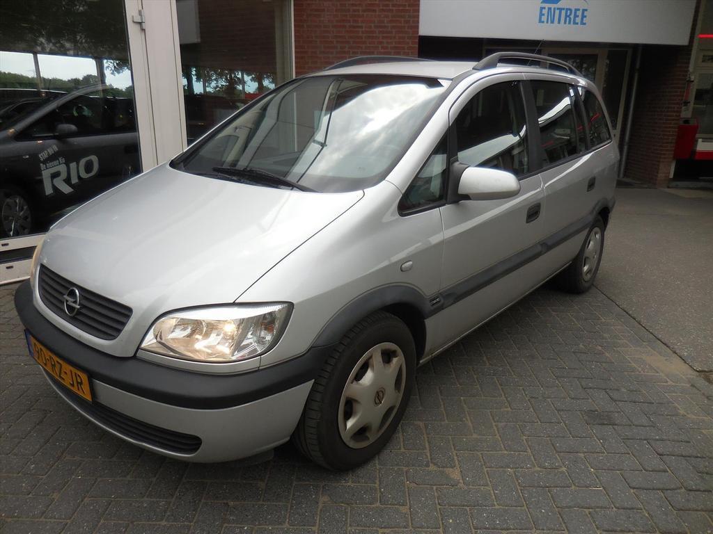 Opel Astra Zafira - b 1.6i-16v 7 pers. comfort - airco