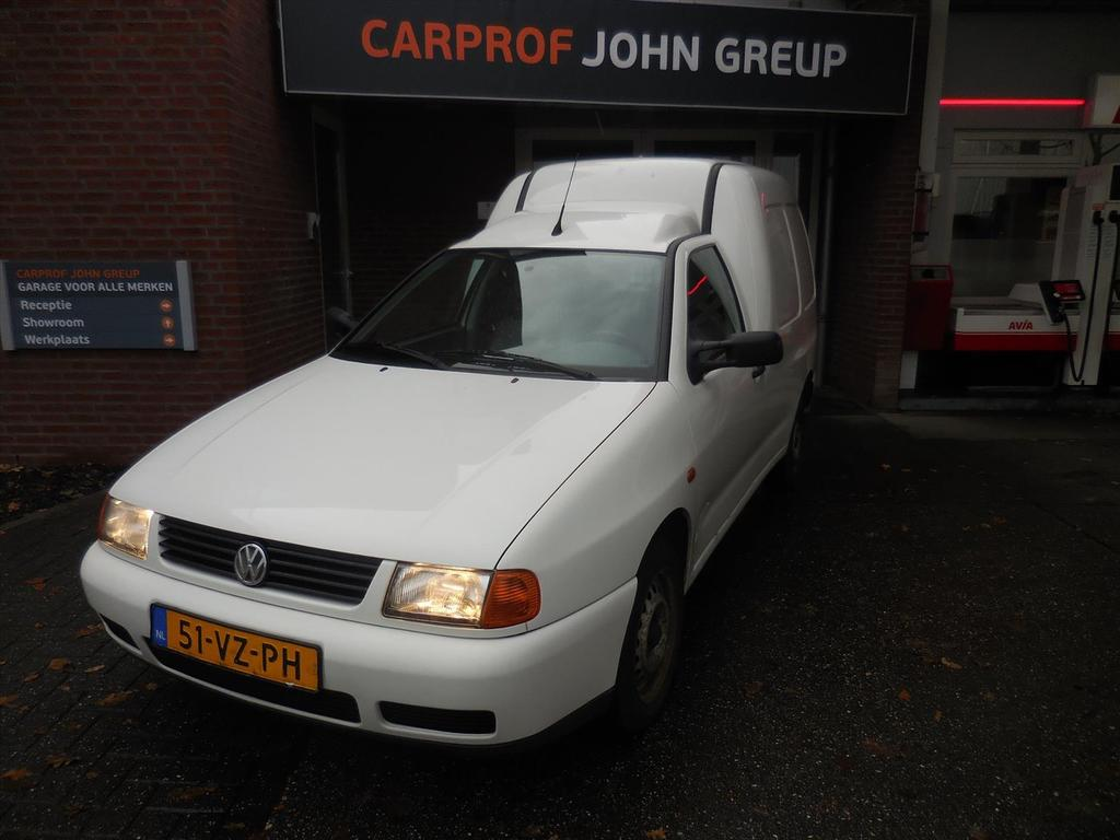 Volkswagen Caddy 1.9 sdi 47kw