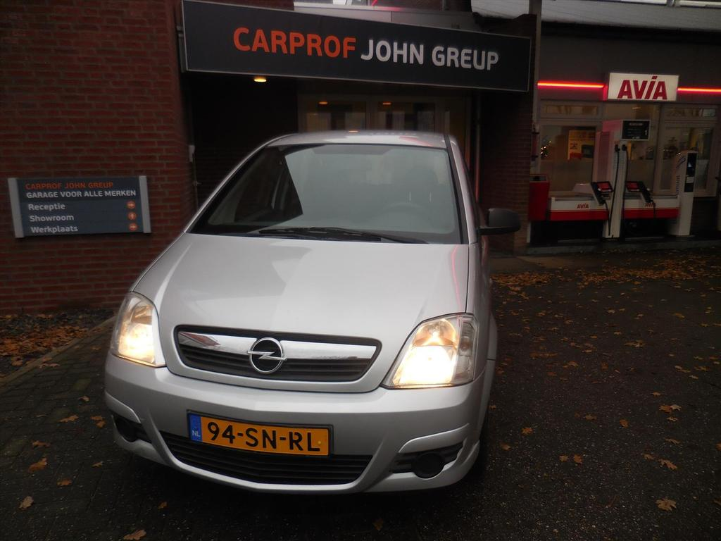 Opel Meriva 1.3 cdti 55kw business - airco