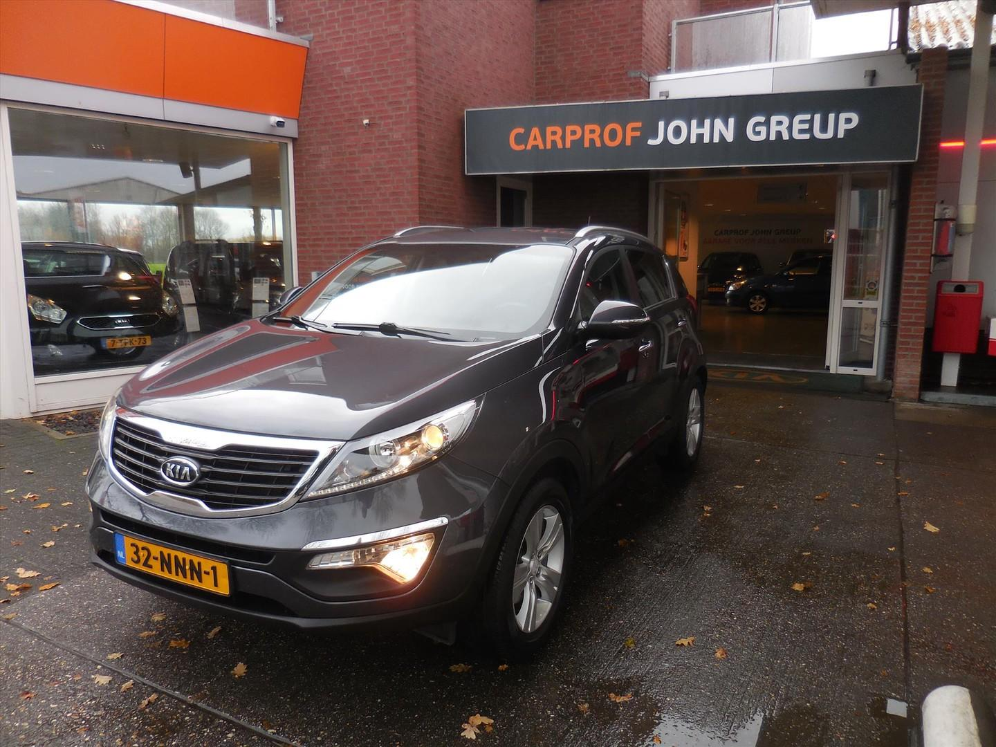 Kia Sportage 2.0 cvvt x-ecutive plus pack / trekhaak 1900 kg
