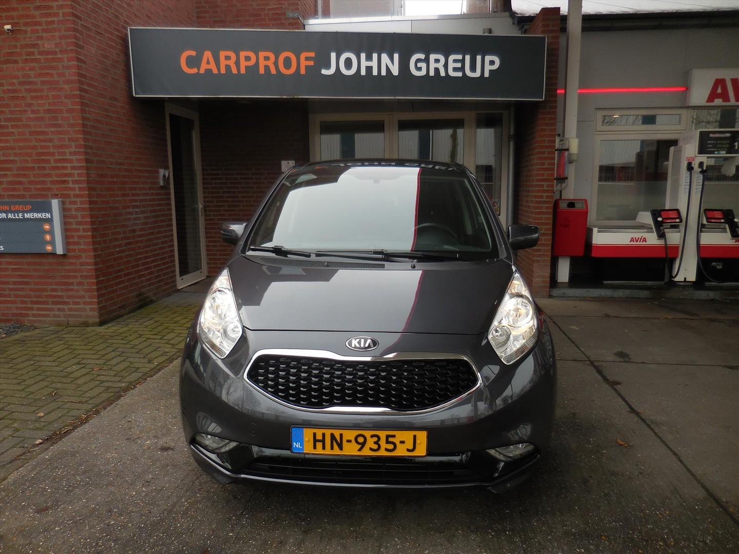 Kia Venga 1.4 cvvt 66kw/90pk first edition