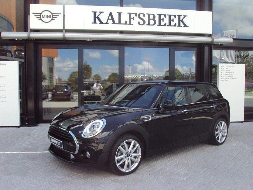 Mini Clubman 2.0 cooper d chili serious business automaat
