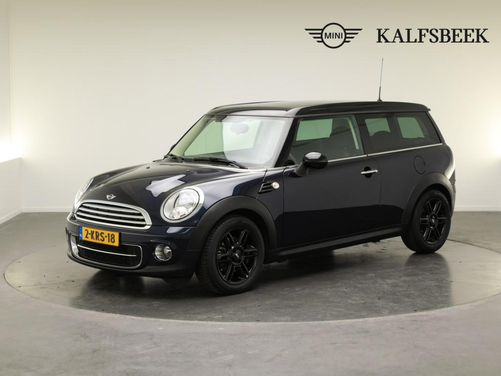 Mini Clubman Cooper d business