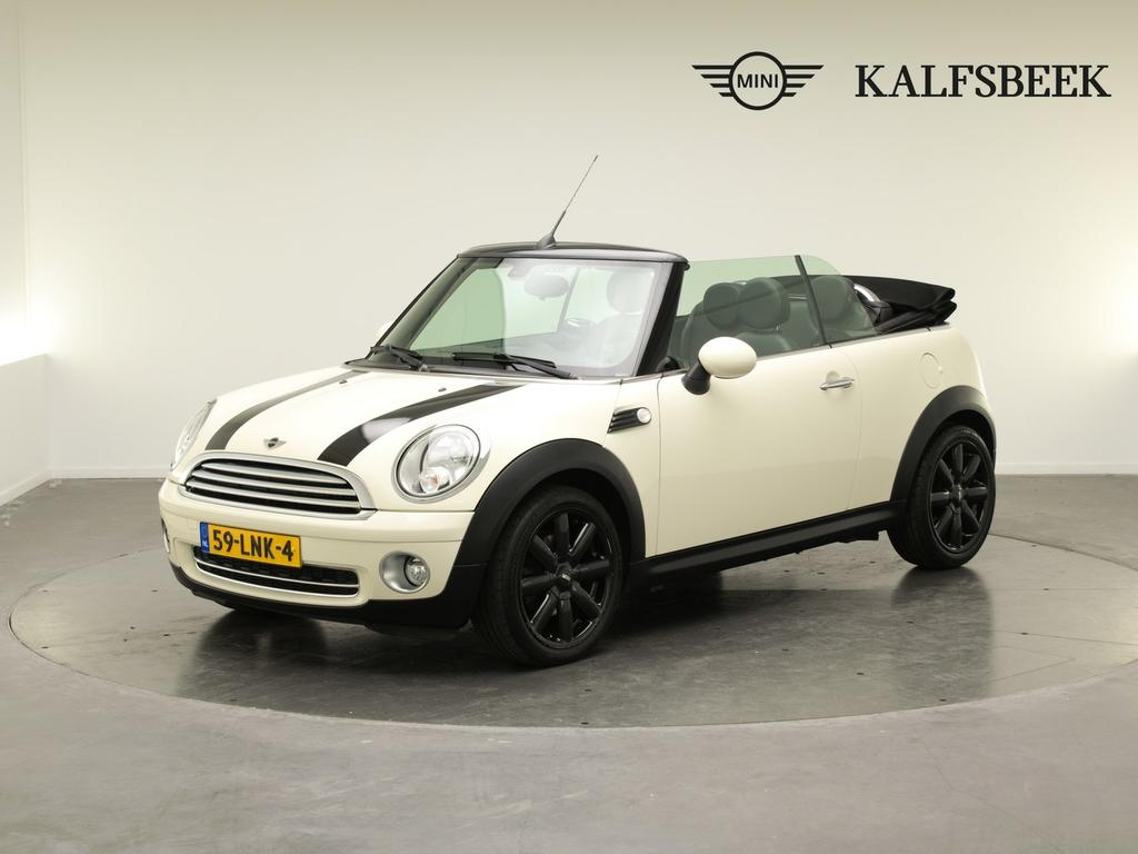 Mini Cabrio One salt