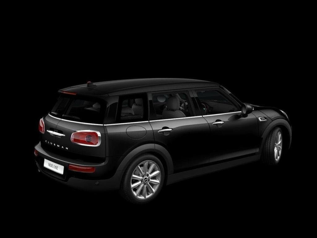 Mini Clubman One salt business editie