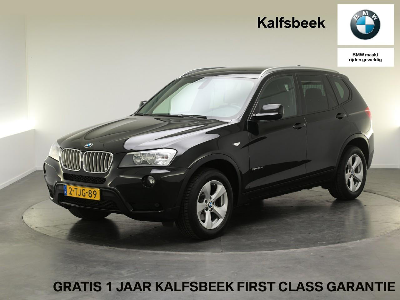 Bmw X3 3.0d xdrive executive