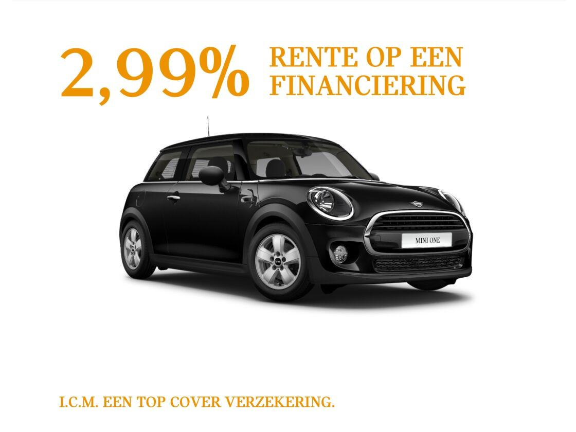 Mini 3-deurs 1.5 one business edition