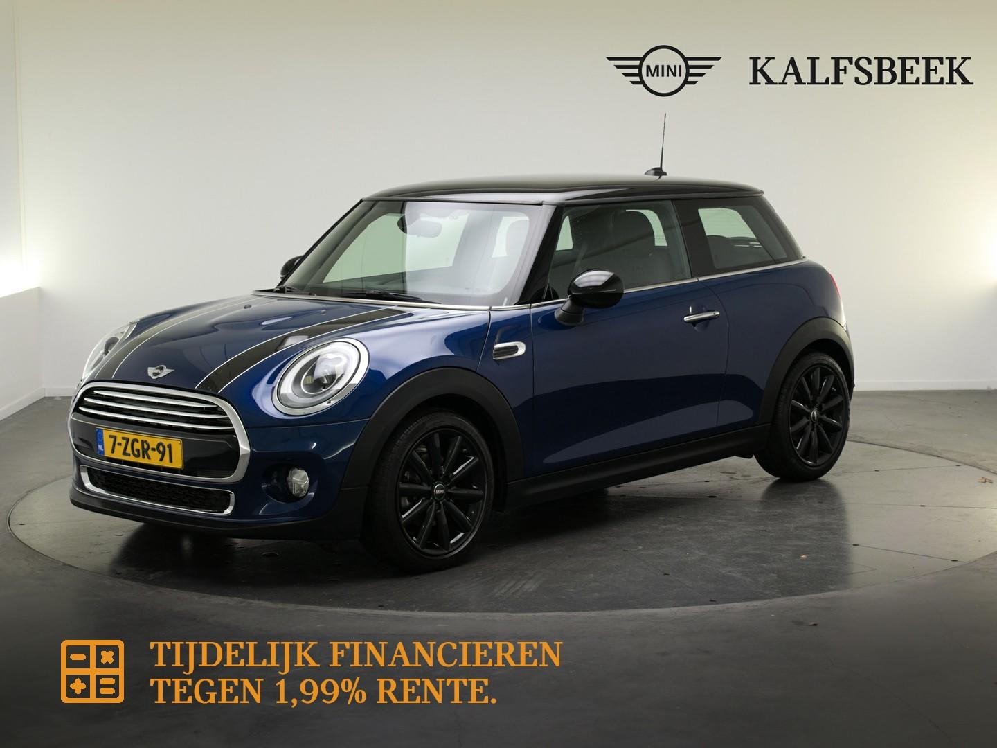 Mini 3-deurs Cooper chili business