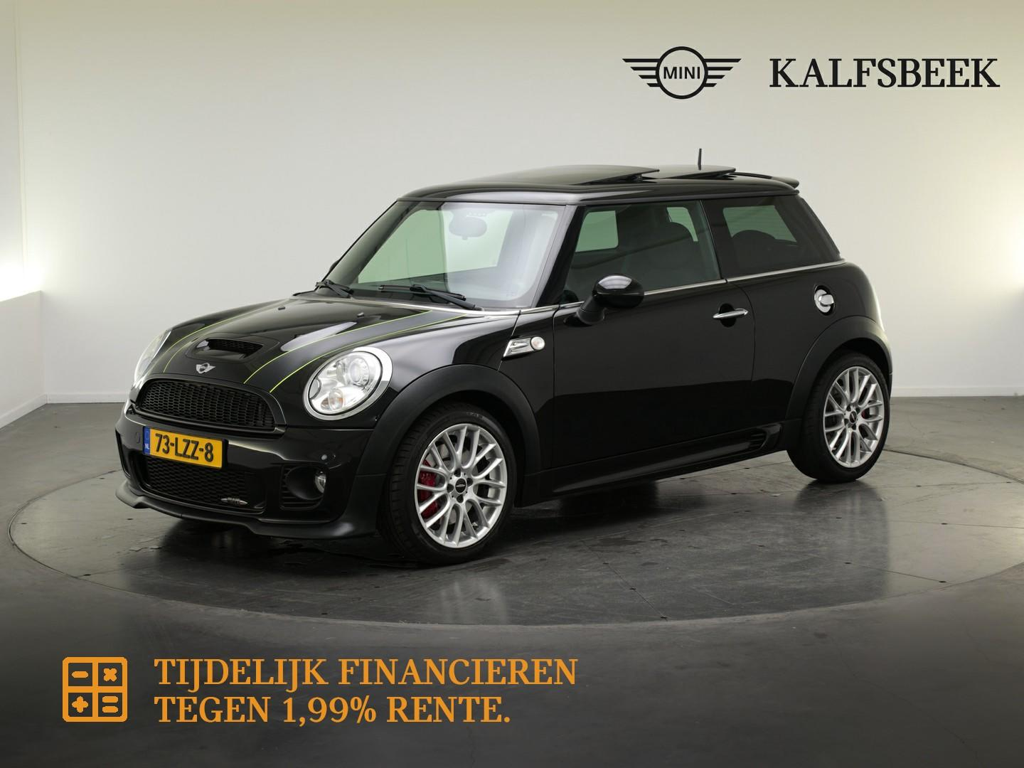 Mini 3-deurs John cooper works chili