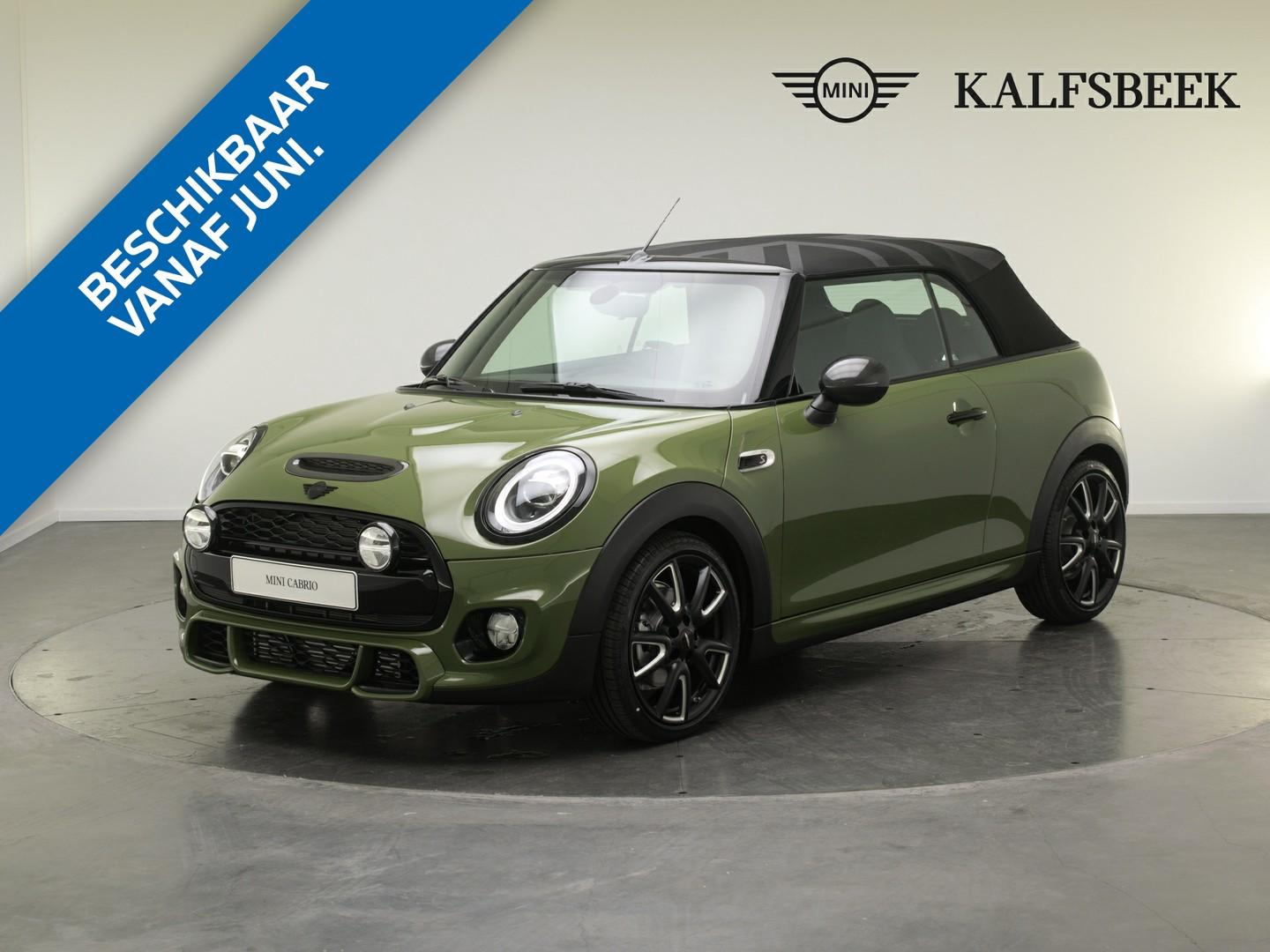 Mini Cabrio Cooper s knightsbridge edition