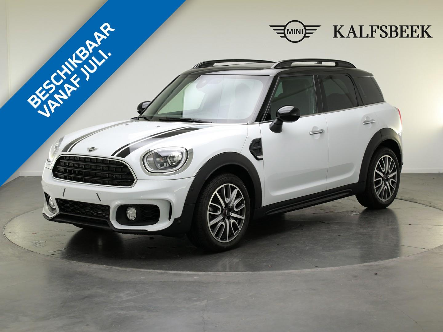 Mini Countryman Cooper serious business