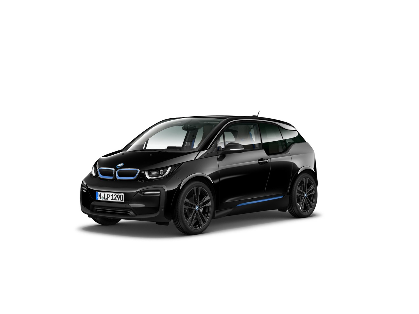 Bmw I3 S 120ah 42 kwh for the oceans edition
