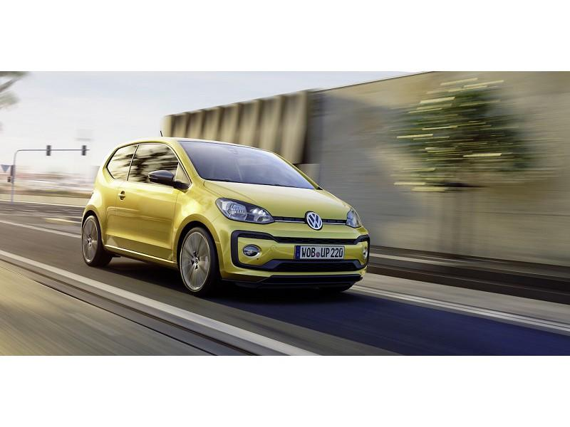 Volkswagen Up! High-up! 1.0 tsi 60hp