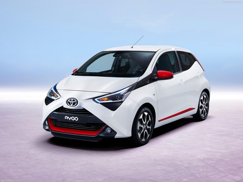 Toyota Aygo 5-deurs 1.0 vvt-i x-fun