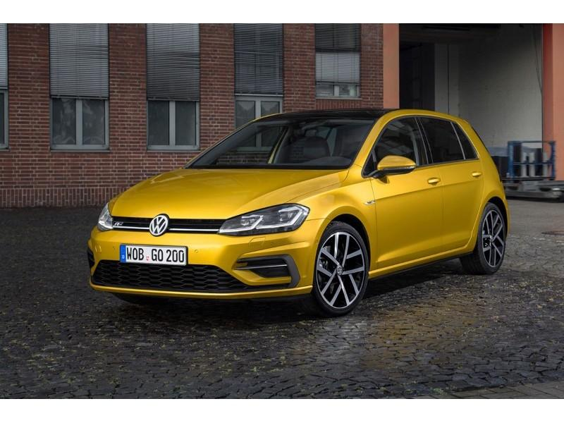 Volkswagen Golf 8 style 1.5 tsi 130hp
