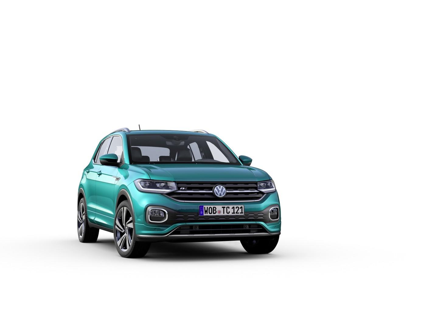 Volkswagen T-cross Life 1.0 tsi 95hp