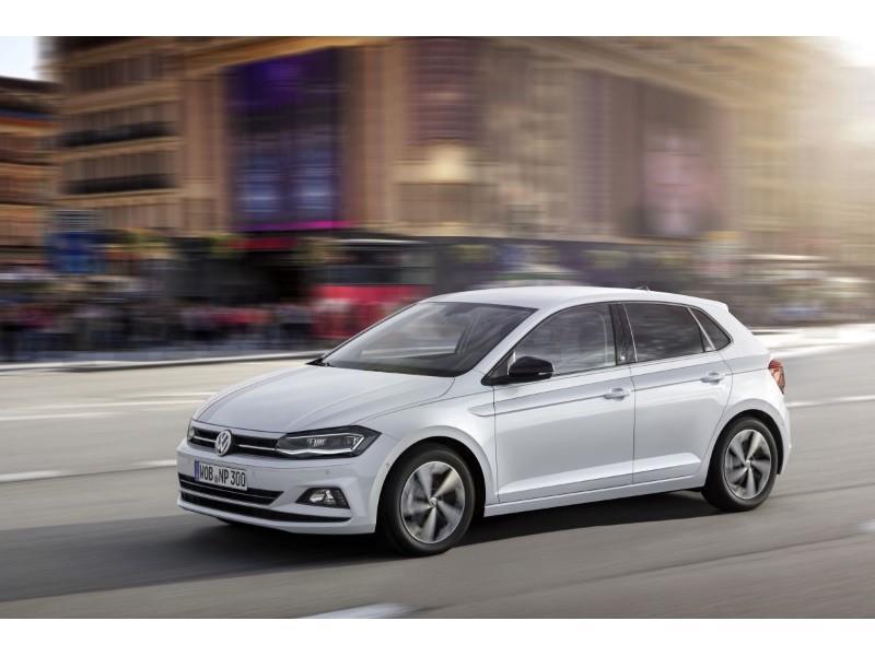 Volkswagen Polo Comfortline 1.0 tsi 95hp