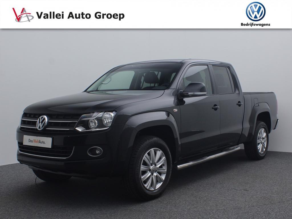 Volkswagen Amarok 2.0 tdi 180pk dsg 4motion dc highline