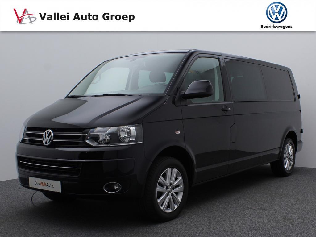 Volkswagen Transporter 2.0 tdi 180pk dsg bm l2h1 dc comfortline