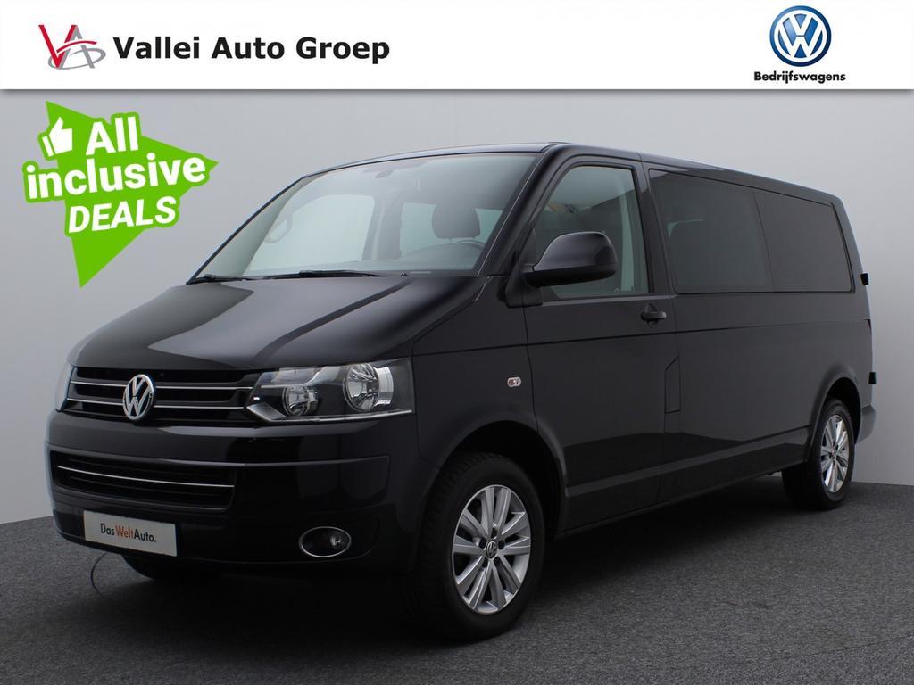 Volkswagen Transporter 2.0 tdi 180pk dsg bm l2h1 dc comfortline all-inclusive